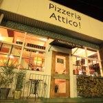 新規オープン「Pizzeria Attico! ピッツェリア アッティコ」ナポリの薪窯で作る本格ピッツァ