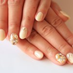 "'at.nail at nail""and this summer's refreshing goyas VI scheduling and flower art"