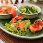 「ザ・ペニンシュラ・バンコク」のタイレストラン「ティプタラ」で異国情緒溢れるディナー