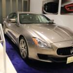 Jade, Nagoya Maserati Quattroporte Zegna limited edition!