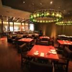 "Italian lunch at crowded with Mandarin Oriental Taipei open kitchen ""Venkat"""