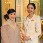 """Mandarin Oriental Taipei, check out goodbye、Also until we meet"
