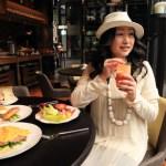 「HOTEL PROVERBS TAIPEI」のイタリアン「TK SEAFOOD & STEAK」にて朝食
