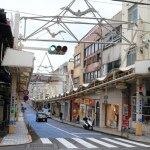 "Leaving the heavily reminiscent of the Showa era ""Atami Ginza shopping area.、Feel the nostalgia Street"