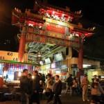 龍山寺付近の「廣州街観光夜市(艋舺夜市)」と「華西街観光夜市」は変わりネタ満載!