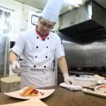"""The Sherwood Taipei"" throughout desert to handmade pastry kitchen"