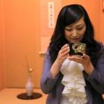 """""""帝國飯店 IMPERIAL HOTEL"""" 在一個成熟的茶館的茶室建築煮茶服務""""東光庵"""",是很受歡迎!"""
