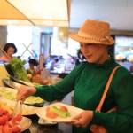 """Silks Place Yilan"" ""Mix Gourmet"" Eat buffet style breakfast of multinational cuisine"