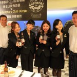 """Sherwood Taipei"" Hong Kong S.A.R. Michelin ""The Butchers Club Burgers"" Event is a great success!"