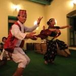 """""""真格""""尼泊爾民間音樂和民間舞蹈是最受歡迎的晚餐秀 !"""