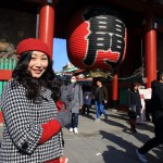 "Asakusa flourished from ""Asakusa"" Edo is still flooded downtown is fully loaded!"
