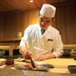 """Westin Ilan"" Goshiki、Gomi、5 method、Tasteful Japan culinary senses kaiseki"