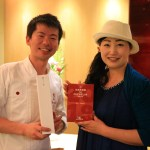 Two Taipei sho Ryu Gin Michelin guide stars earn, Japan hasn't bloomed in Taiwan!