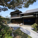 "Kamakura ""Kamakura ages"" ancient only 1 pair of high-quality lodging birth! Old houses from the Edo period"