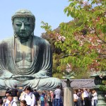 「鎌倉大仏殿高徳院」鎌倉唯一の国宝仏像!高徳院の圧倒的な迫力を誇る大仏