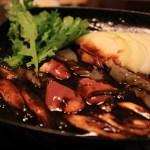 「鳥浜」創業昭和26年と浜松千歳の老舗鳥料理専門店で鳥すきやきコース