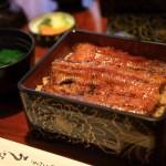 """Eel restaurant """"Live Eel Eel Heaven"""" Eel eel weight on doyo's day"""