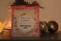 Happy new YEAR diy