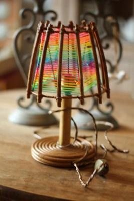 diy-lampe-vintage