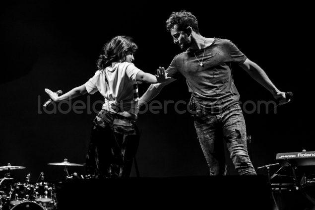Camila Cabello & David Bisbal - Never Be The Same Tour