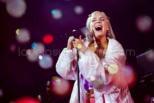 Anne Marie - Coca Cola Music Experience