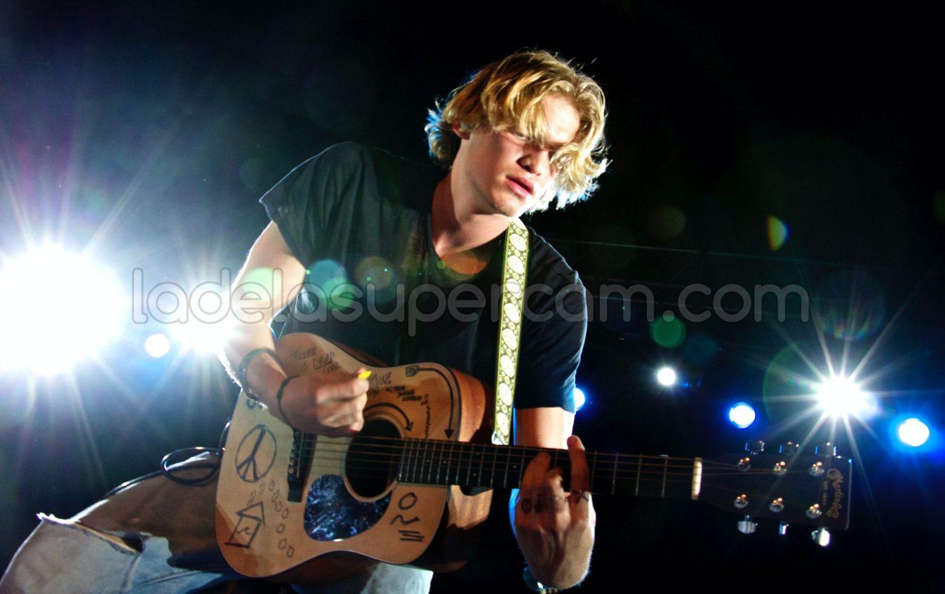 Cody Simpson - Palacio Vistalegre