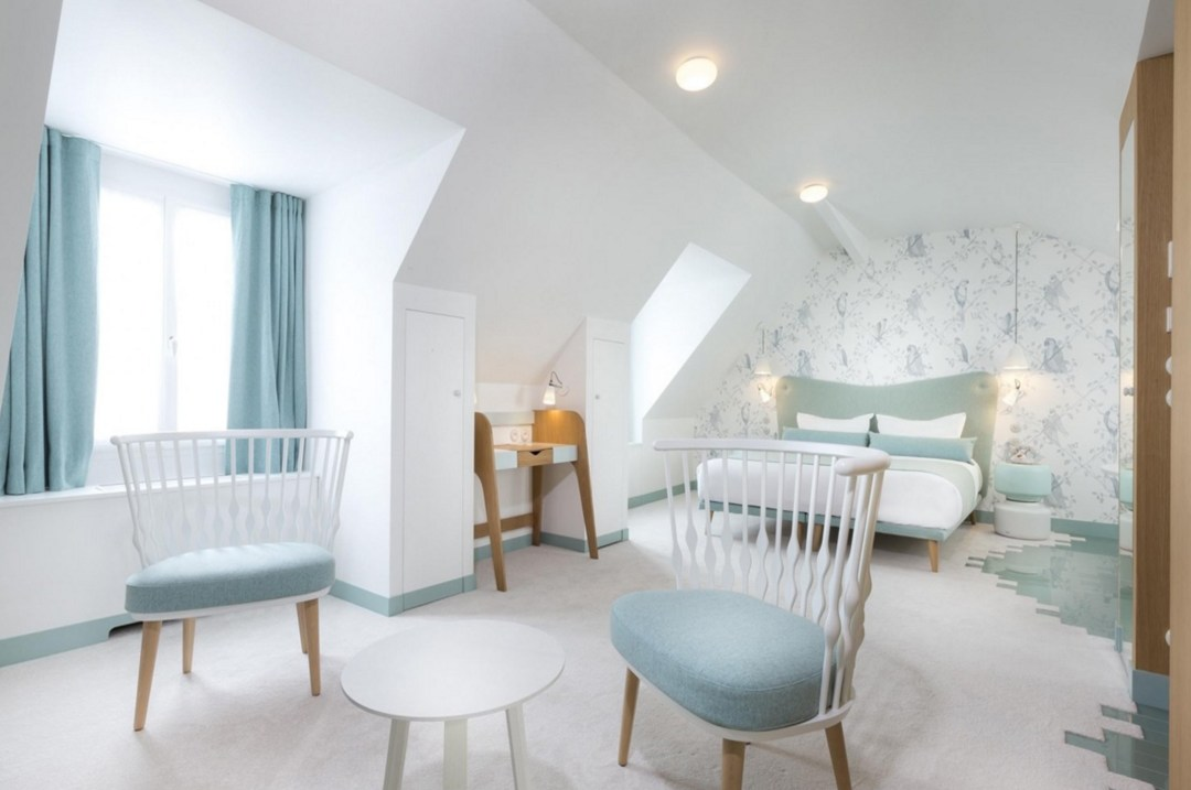 hotel le lapin blanc