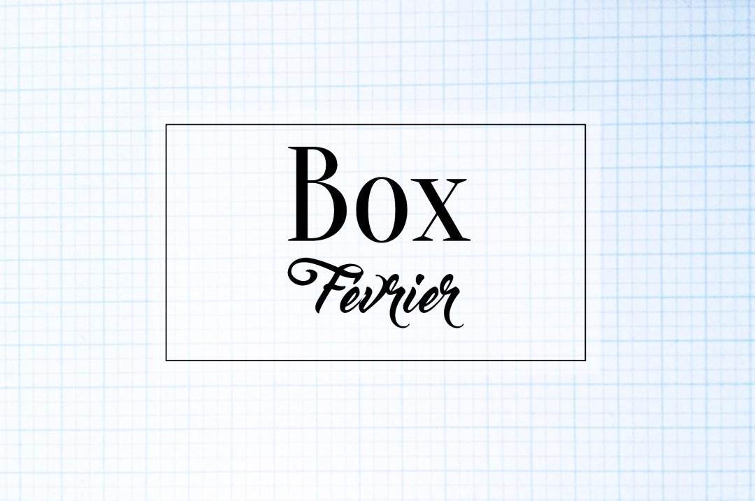 box février concours