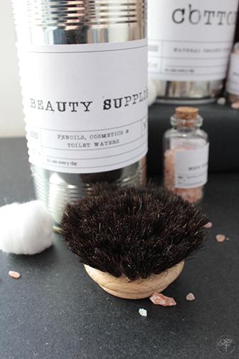 DIY esprit barbier