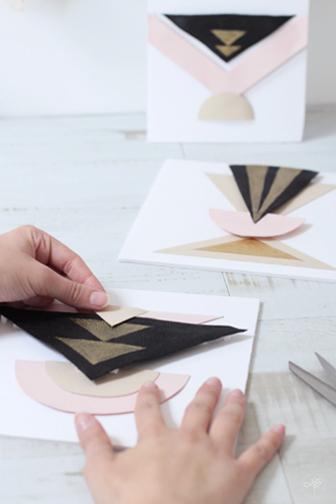 DIY géométrique dorée FINAL