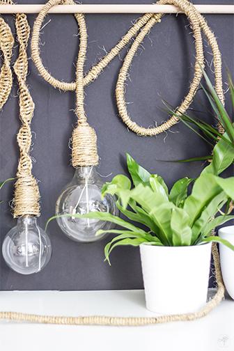 DIY tutoriel décoration la délicate parenthèse