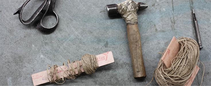outils handmade, création nkuku coup de coeur LDP blog déco