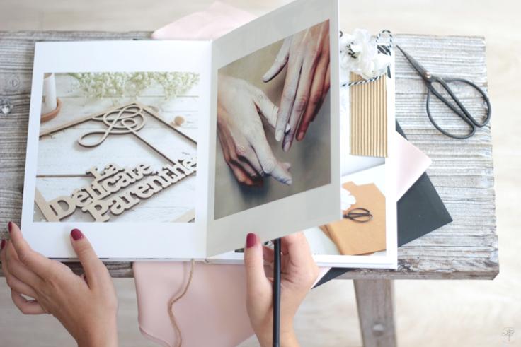 La Délicate Parenthèse mood board 3D cheerz