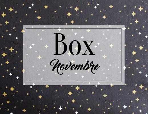 Couverture box déco du mois de novembre concours blog