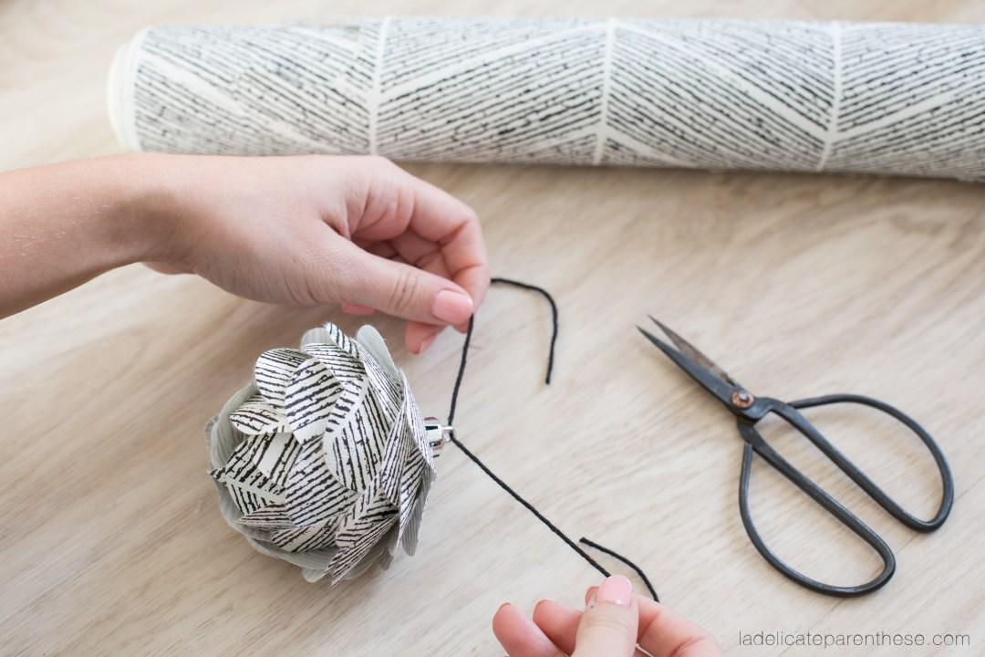 Décoratin de nOEL diY, handmade do it yourself