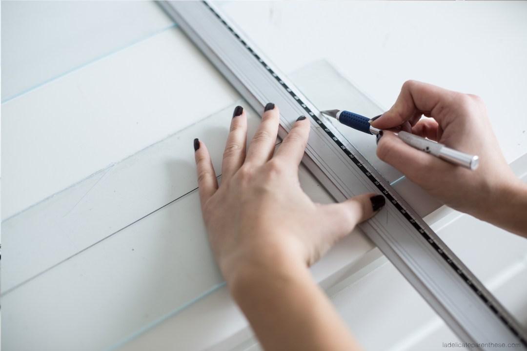 DIY décoration une serre intérieure dans un meuble IKEA
