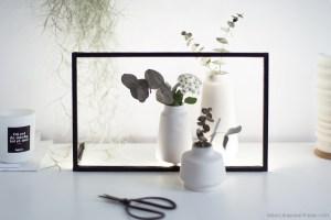 Blog DIY inspiration cadre lumineux minimaliste
