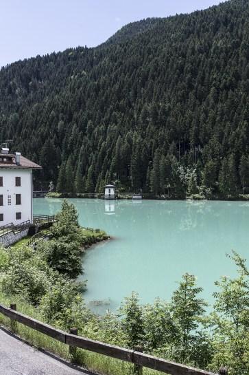 on the road Dolomites découverte du Sud tyrol et ses premiers lacs