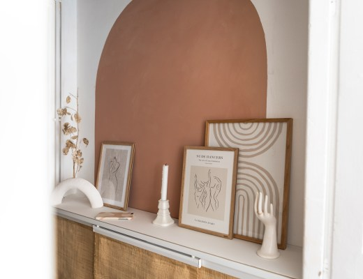 how to sublime an entrance with homestaging