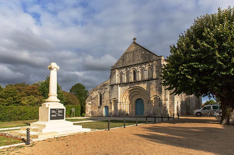 Eglise de Mosnac