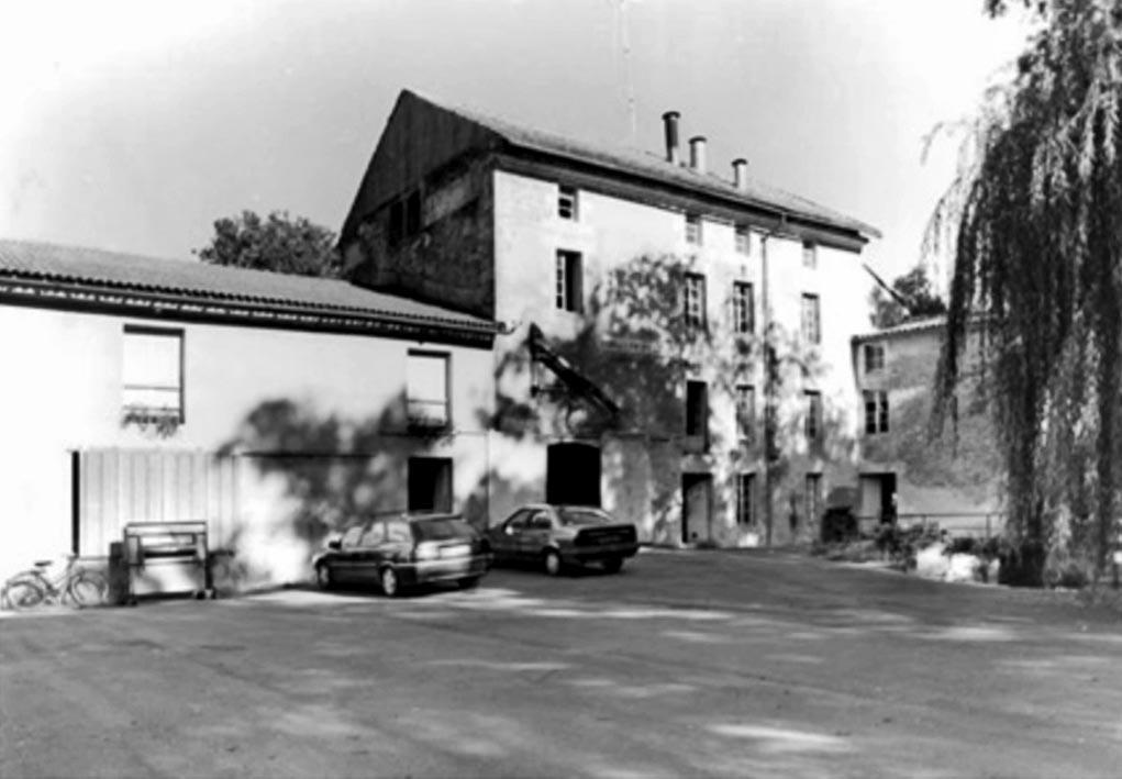 Histoire des Grands Moulin de Mosnac