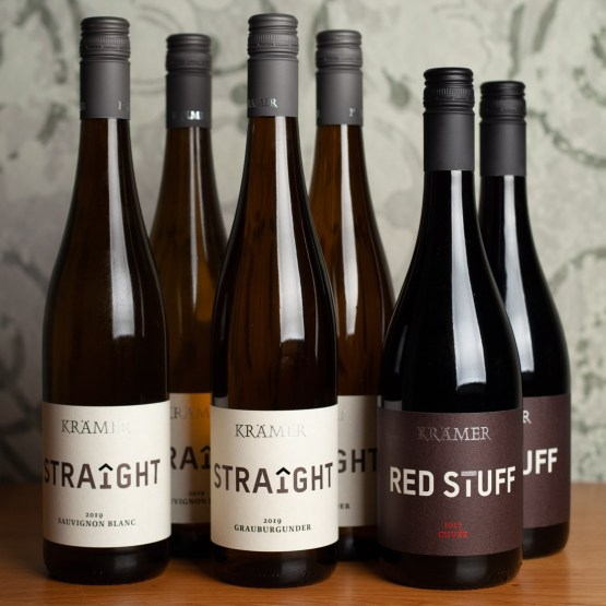 "Weinpaket ""Tobias Krämer"""