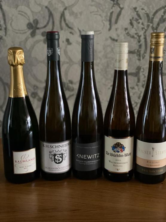 Virtuelle Weinprobe: Samstag, 27.02.21, 19 Uhr