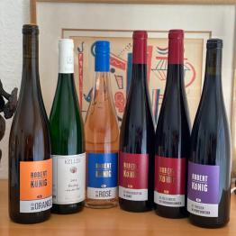 Virtuelle Weinprobe - Samstag, 17.04.21, 19:30 Uhr