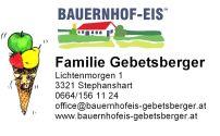www.bauernhofeis-gebetsberger.at
