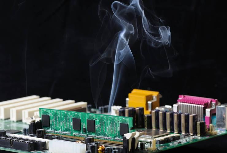 Protégez PC pannes d'électricité