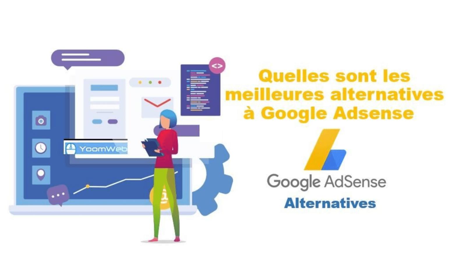 alternative google adsense