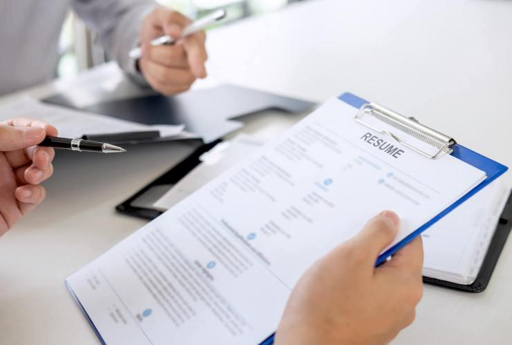 informations indispensables à mettre dans votre CV