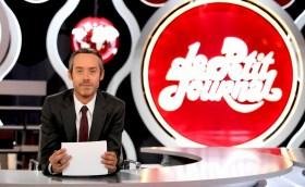 Yann Barthès présente le Petit Journal - Canal +
