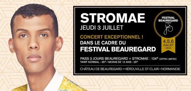 Stromae à Beauregard 2014 - La Déviation